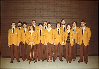 Australia at the 1980 Summer Paralympics - Image: 1980 Amputee Team Holland 2
