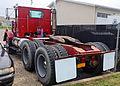 1987 Autocar DK64 tractor rear.jpg
