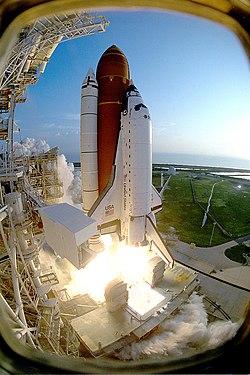 1993 s51 Liftoff