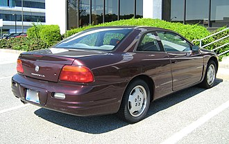 1997-2000 Chrysler Sebring coupe 1995-1996 Chrysler Sebring LX coupe.jpg