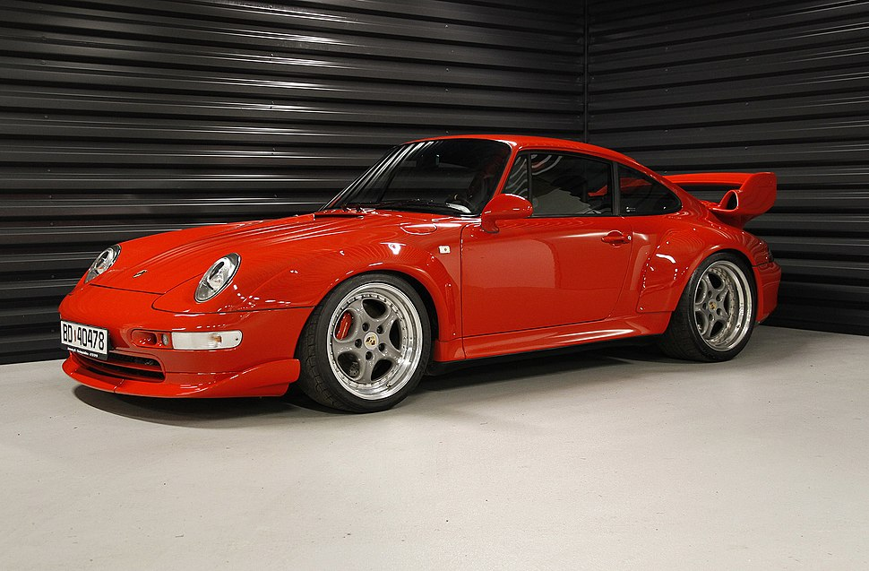 1996 Porsche 911 993 GT2 - Flickr - The Car Spy (4)