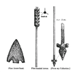 19th century knowledge archery indian arrow details.PNG