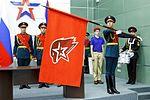 1st meeting of the youth military-patriotic movement «Yunarmiya» 03.jpg