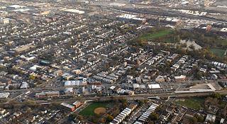 McKinley Park, Chicago Community area in Illinois, United States