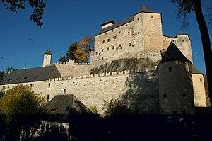 Burg Rappottenstein - Image: 2005 10 18 Rapottenstein