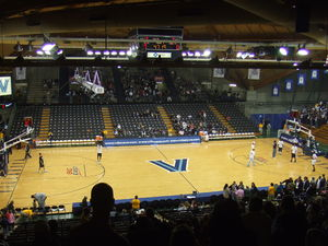 The Pavilion - Photo preceding The 2006 Hoops Mania Festivities