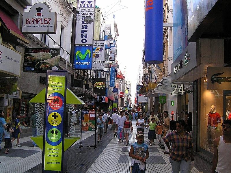 רחוב בבואנוס איירס