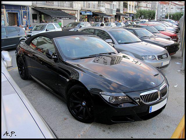 2007 BMW M6 Convertible (E64) (5001241187)