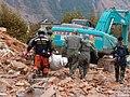 2008년 중앙119구조단 중국 쓰촨성 대지진 국제 출동(四川省 大地震, 사천성 대지진) DSC09756.JPG