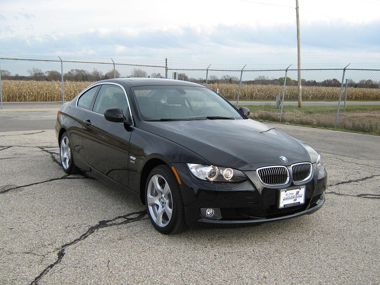 Mb S Coupe >> File:2010 BMW 328i coupe -- NHTSA 01.jpg - Wikimedia Commons