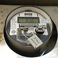 2010 Tatung RXS4e electronic watthour meter.jpg