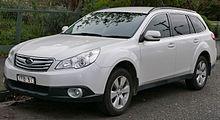 Subaru Outback - Wikipedia