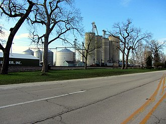 Clifton, Illinois - Image: 20120324 119 Clifton, Illinois