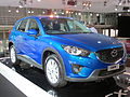 2012 Mazda CX-5 (KE) Grand Touring wagon (2012-10-26) 01.jpg