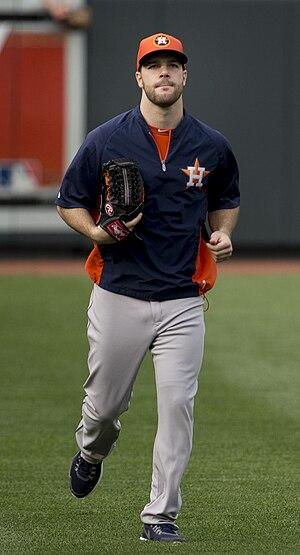 Dallas Keuchel - Keuchel with the Houston Astros in 2013