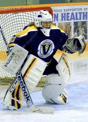 Laurentian University - Voyageurs' women's hockey team 2013–14.