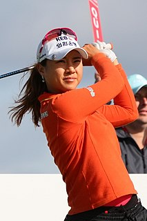 Park Hee-young South Korean golfer