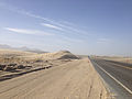 2014-06-12 17 48 00 Sand blowing from the Winnemucca Sand Dunes across U.S. Route 93.JPG