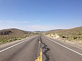 2014-07-17 09 23 53 View west along U.S. Route 6 about 11.2 miles east of the Nye County Line in White Pine County, Nevada.JPG