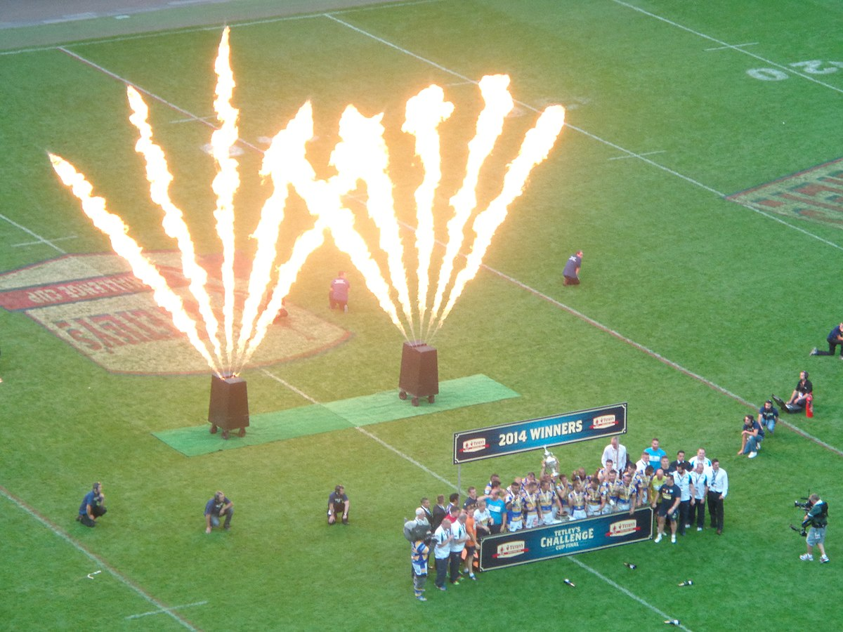Andy Mannah 2014 challenge cup - wikipedia
