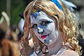 2014 Fremont Solstice parade - Alice-Calavera 09 (14502257602).jpg