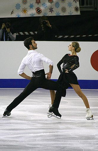 Gabriella Papadakis - Papadakis/Cizeron at the 2014-15 Grand Prix Final