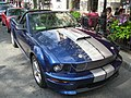 2014 Rolling Sculpture Car Show 19 (2008 Shelby GT Mustang).jpg