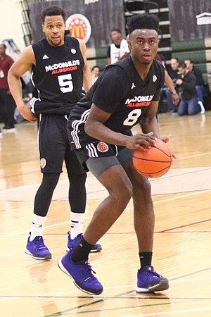 Jaylen Brown - Brown in March 2015
