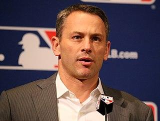 Jed Hoyer Major League Baseball executive