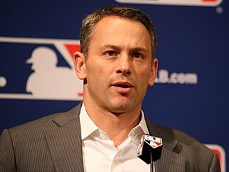 Jed Hoyer - Hoyer at the 2015 Winter Meetings