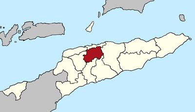 Municipalities of East Timor