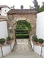 2016-07-19 Patio del ciprés de la Sultana, The Generalife, Alhambra (6).JPG