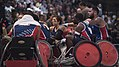 2016 Invictus Games, US Team defeats Australia in semi-final wheelchair rugby match 160511-D-BB251-003.jpg