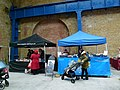 2016 Woolwich, Royal Arsenal farmers market 5.jpg