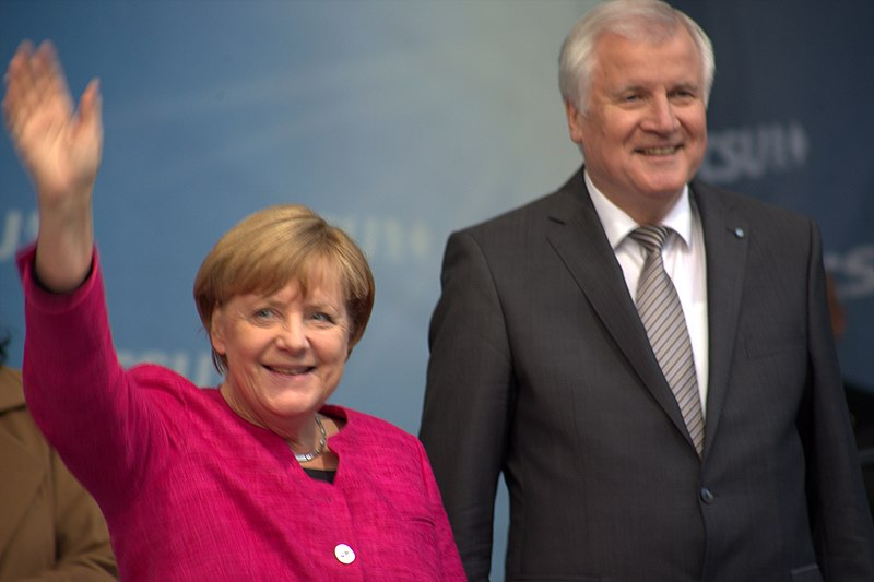 File:2017-09-22 Angela Merkel (CDU) und Horst Seehofer (CSU) Wahlkampf 2017.jpg