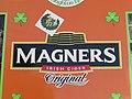 2017-12-06 Magners cider sign, Albufeira.JPG