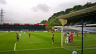 2017–18 Reading F.C. season - Reading hosted KNVB Cup winners SBV Vitesse in a friendly at Adams Park on 29 July 2017