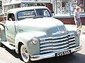 2018-08-01 1950 Chevrolet truck, Station Road, Sheringham (2).JPG