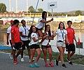 2018-08-07 World Rowing Junior Championships (Opening Ceremony) by Sandro Halank–095.jpg