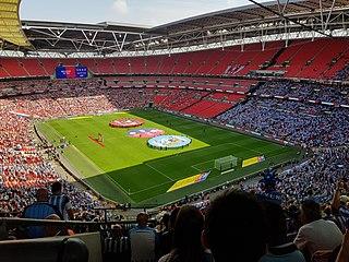 2018 EFL League Two play-off Final 2018 UK football match