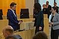 2019-01-18 Konstituierende Sitzung Hessischer Landtag Dorn 3948.jpg