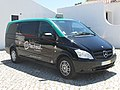 21-07-2017 Albufeira Mercedes Mini Bus Taxi.JPG