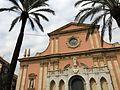 215 Sant Antoni Abat (Vilanova i la Geltrú), façana sud, plaça de les Neus.jpg