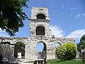 2255.Das römische Theater-zu Zeiten des röm.Kaisers Augustus errichtet.Montag 2.Juli 2007.JPG