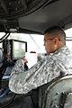 2nd Lt. Victor Dominguez trains on tactical communication (7650855744).jpg