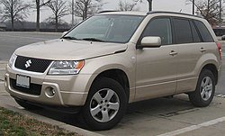 MY2006–2008 Suzuki Grand Vitara 5-door (US)