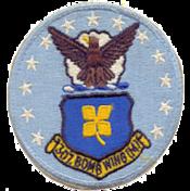 307th Bombardment Wing - SAC - Emblem