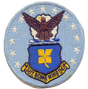 307th Bomb Wing - Emblem of the 307th Bombardment Wing
