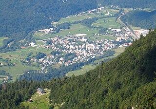 Bohinjska Bistrica Place in Upper Carniola, Slovenia