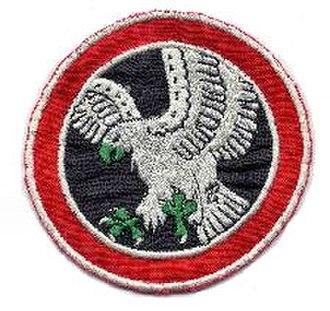 332d Fighter-Interceptor Squadron - Image: 332d Fighter Interceptor Squadron Emblem